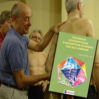 Curso de Técnica de absorción específica de la hernia lumbar discal