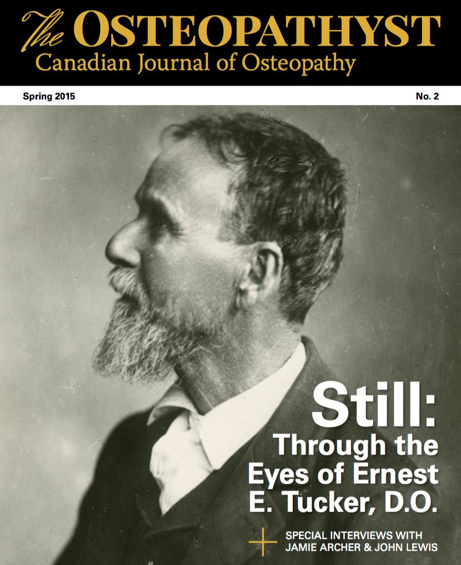 Dr. Andrew Taylor Still: padre de la osteopatía.